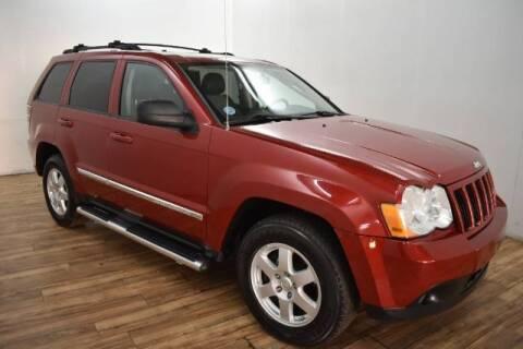 2010 Jeep Grand Cherokee for sale at Paris Motors Inc in Grand Rapids MI