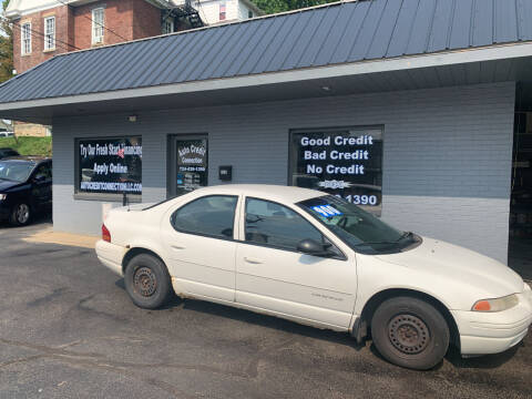 1998 Dodge Stratus for sale at Auto Credit Connection LLC in Uniontown PA