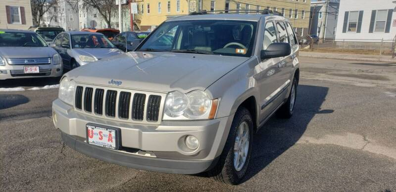 2007 Jeep Grand Cherokee for sale at Union Street Auto in Manchester NH