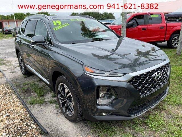 2019 Hyundai Santa Fe for sale in Punta Gorda, FL