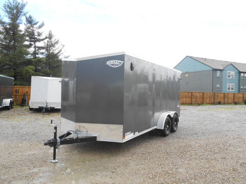2022 Impact Quake 7x16 for sale at Jerry Moody Auto Mart - Trailers in Jeffersontown KY