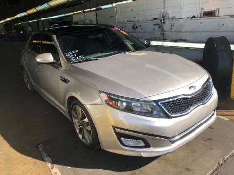 2014 Kia Optima for sale at Adams Auto Group Inc. in Charlotte NC