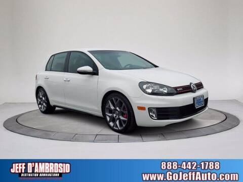 2014 Volkswagen GTI for sale at Jeff D'Ambrosio Auto Group in Downingtown PA