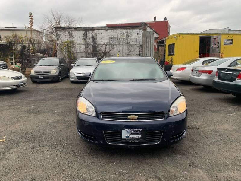 2008 Chevrolet Impala for sale at 77 Auto Mall in Newark NJ