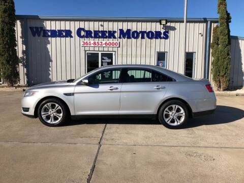 2013 Ford Taurus for sale at Weber Creek Motors in Corpus Christi TX