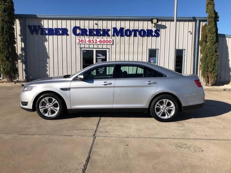 2013 Ford Taurus for sale at Weber Creek Motors in Corpus Christi TX
