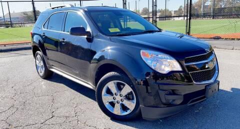 2012 Chevrolet Equinox for sale at Maxima Auto Sales in Malden MA