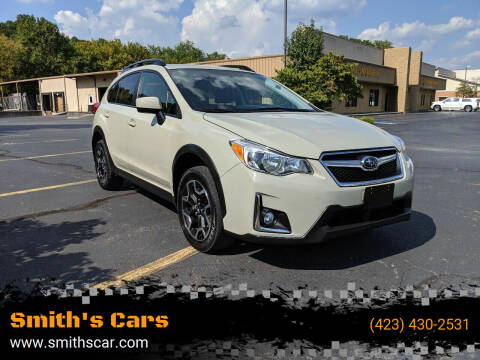 2016 Subaru Crosstrek for sale at Smith's Cars in Elizabethton TN