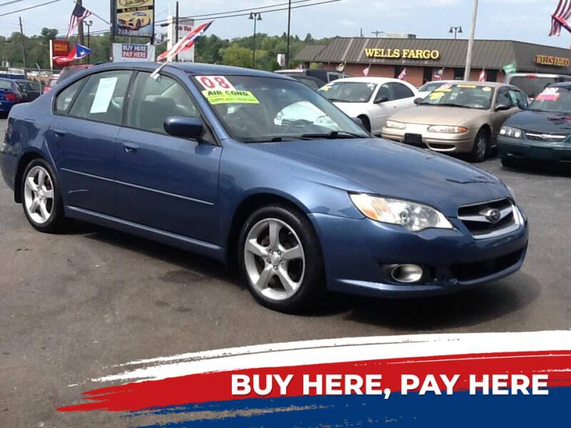 2008 Subaru Legacy for sale at Lancaster Auto Detail & Auto Sales in Lancaster PA