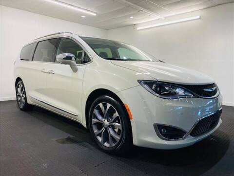 2019 Chrysler Pacifica for sale at Champagne Motor Car Company in Willimantic CT