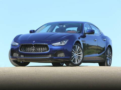2016 Maserati Ghibli for sale at Mercedes-Benz of North Olmsted in North Olmstead OH