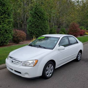 2006 Kia Spectra for sale at Money Man Pawn (Auto Division) in Black Diamond WA