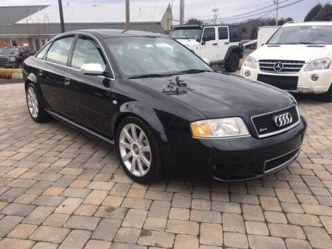 2003 Audi RS 6 for sale at International Motor Group LLC in Hasbrouck Heights NJ