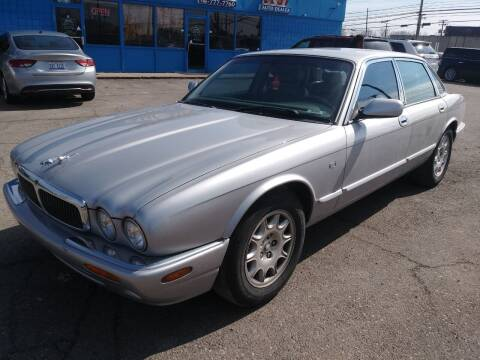 2001 Jaguar XJ-Series for sale at M-97 Auto Dealer in Roseville MI