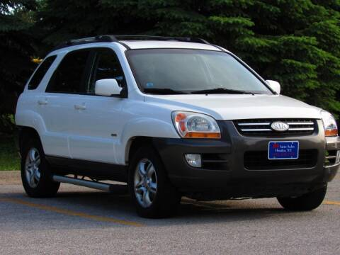 2006 Kia Sportage for sale at NY AUTO SALES in Omaha NE