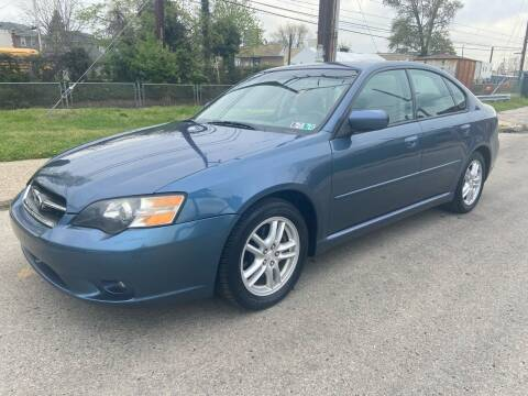 2005 Subaru Legacy for sale at Michaels Used Cars Inc. in East Lansdowne PA