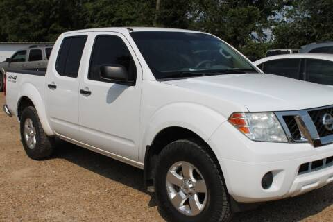 2012 Nissan Truck for sale at Abc Quality Used Cars in Canton TX