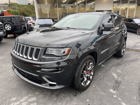 2014 Jeep Grand Cherokee for sale at APX Auto Brokers in Edmonds WA