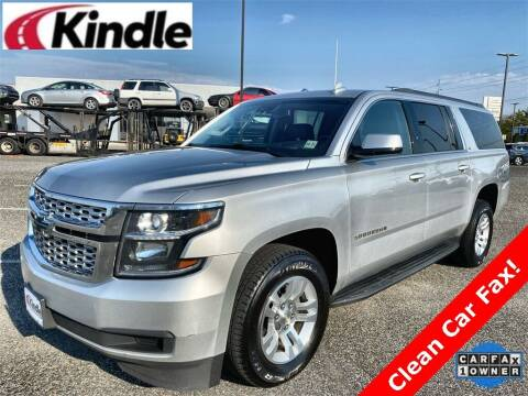 2016 Chevrolet Suburban for sale at Kindle Auto Plaza in Middle Township NJ