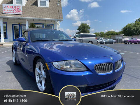 2008 BMW Z4 for sale at Ron's Auto Sales (DBA Select Automotive) in Lebanon TN