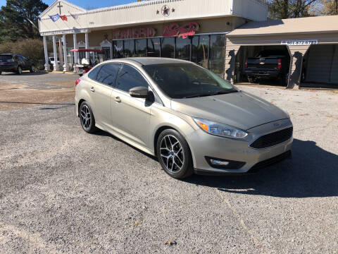 2016 Ford Focus for sale at Townsend Auto Mart in Millington TN