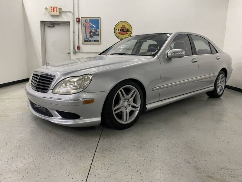 2006 Mercedes-Benz S-Class for sale at Star European Imports in Yorkville IL