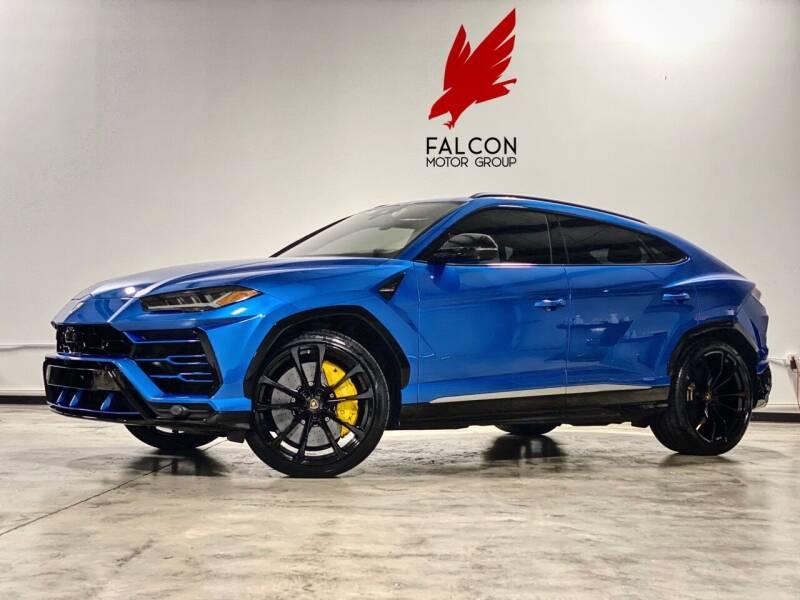 2019 Lamborghini Urus for sale at FALCON MOTOR GROUP in Orlando FL