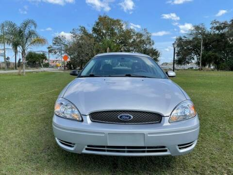 2007 Ford Taurus for sale at AM Auto Sales in Orlando FL