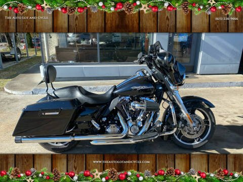 2013 Harley-Davidson Street Glide for sale at The Auto Lot and Cycle in Nashville TN