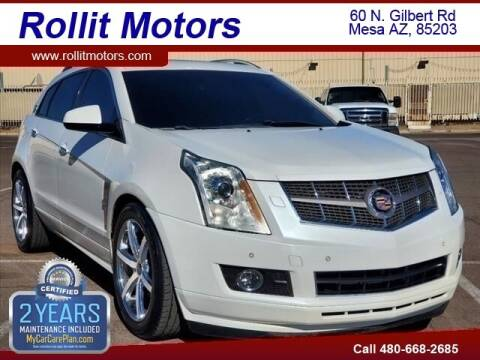 2012 Cadillac SRX for sale at Rollit Motors in Mesa AZ