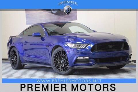 2015 Ford Mustang for sale at Premier Motors in Hayward CA