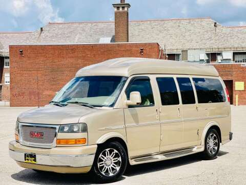 2011 GMC Savana Cargo for sale at ARCH AUTO SALES in Saint Louis MO