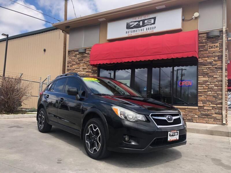 2014 Subaru XV Crosstrek for sale in Colorado Springs, CO