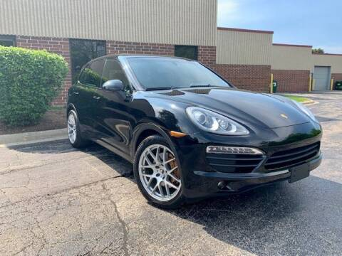 2011 Porsche Cayenne for sale at EMH Motors in Rolling Meadows IL