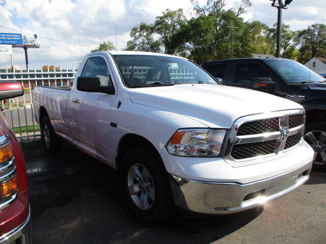2016 RAM Ram Pickup 1500 for sale at SOUTHFIELD QUALITY CARS in Detroit MI