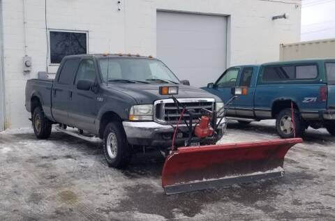 2002 Ford F-250 Super Duty for sale at Tower Motors in Brainerd MN