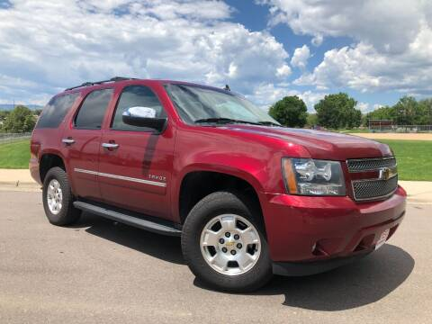 2011 Chevrolet Tahoe for sale at Nations Auto in Lakewood CO