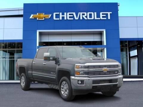 2018 Chevrolet Silverado 2500HD for sale at Ed Koehn Chevrolet in Rockford MI