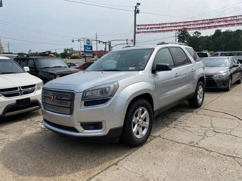 2015 GMC Acadia for sale at Direct Auto in D'Iberville MS