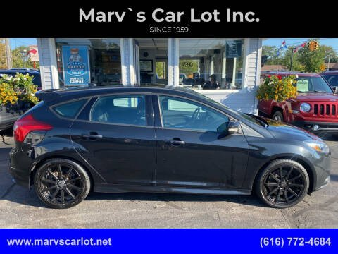 2013 Ford Focus for sale at Marv`s Car Lot Inc. in Zeeland MI