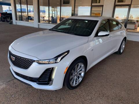 2020 Cadillac CT5 for sale at JOHN HOLT AUTO GROUP, INC. in Chickasha OK