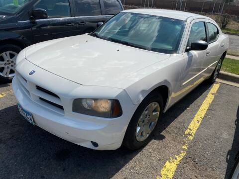 2007 Dodge Charger for sale at Auto Tech Car Sales and Leasing in Saint Paul MN