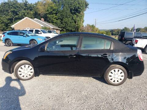 2008 Nissan Sentra for sale at 220 Auto Sales in Rocky Mount VA