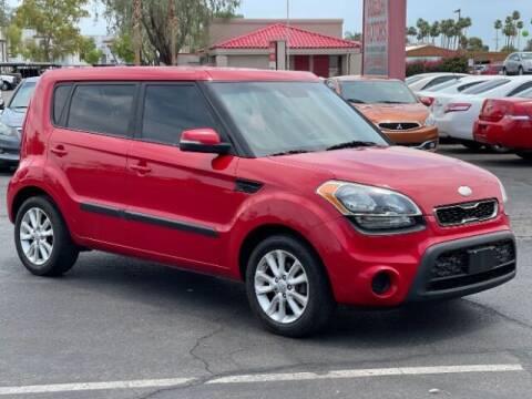 2013 Kia Soul for sale at Brown & Brown Auto Center in Mesa AZ