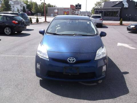2010 Toyota Prius for sale at sharp auto center in Worcester MA