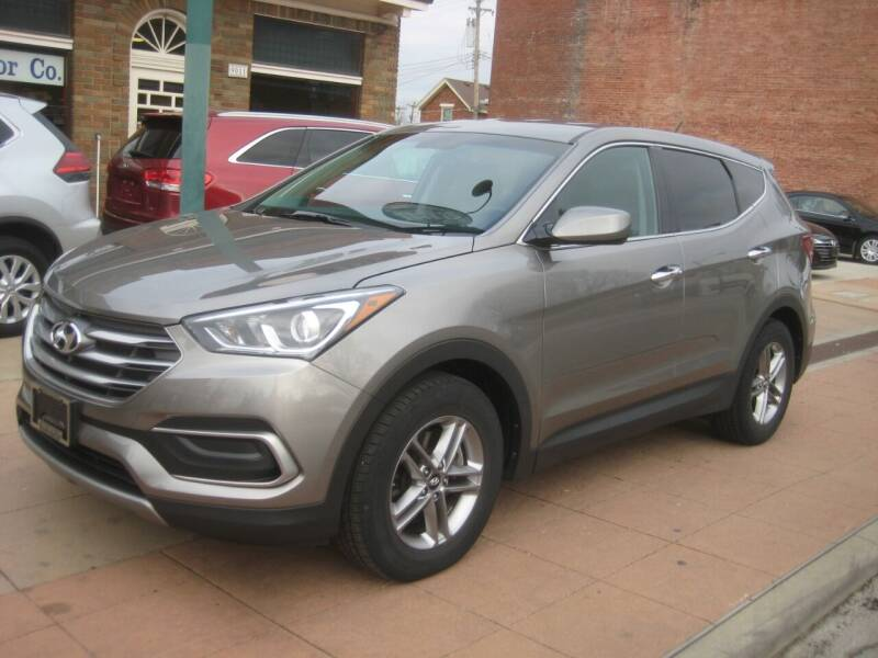2018 Hyundai Santa Fe Sport for sale at Theis Motor Company in Reading OH