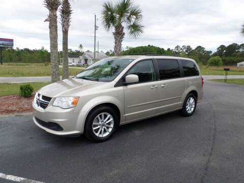 2014 Dodge Grand Caravan for sale at First Choice Auto Inc in Little River SC