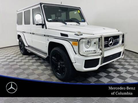 2014 Mercedes-Benz G-Class for sale at Preowned of Columbia in Columbia MO