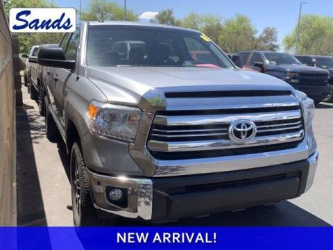2017 Toyota Tundra for sale at Sands Chevrolet in Surprise AZ