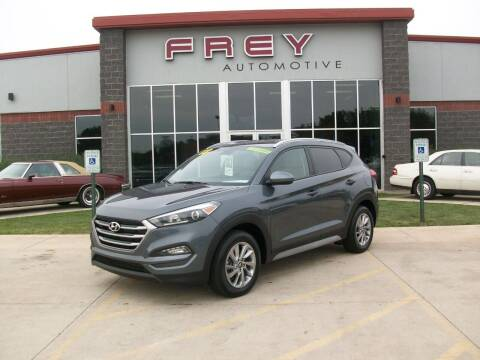 2018 Hyundai Tucson for sale at Frey Automotive in Muskego WI